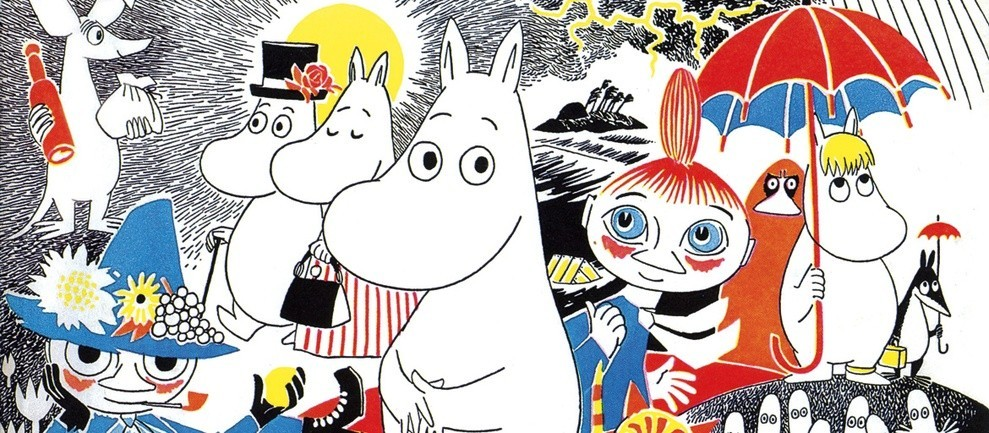 Moomin-cover