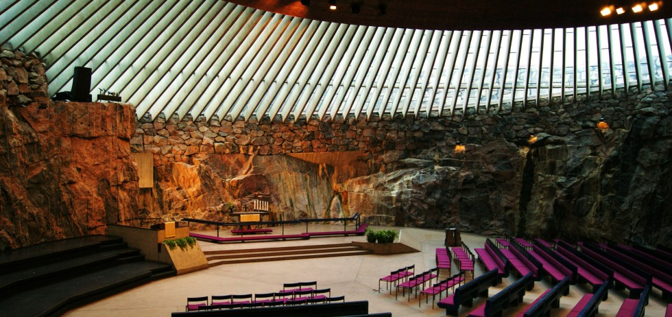 Temppelixaukio church