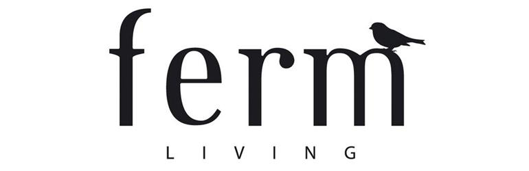 ferm living logo for designer page large web